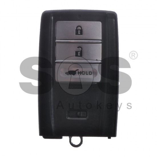 Смарт ключ за коли Honda CRV с 3 бутона 433MHz