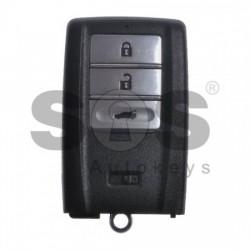 Оригинален смарт ключ за коли Honda Acura с 3 бутона 433 MHz