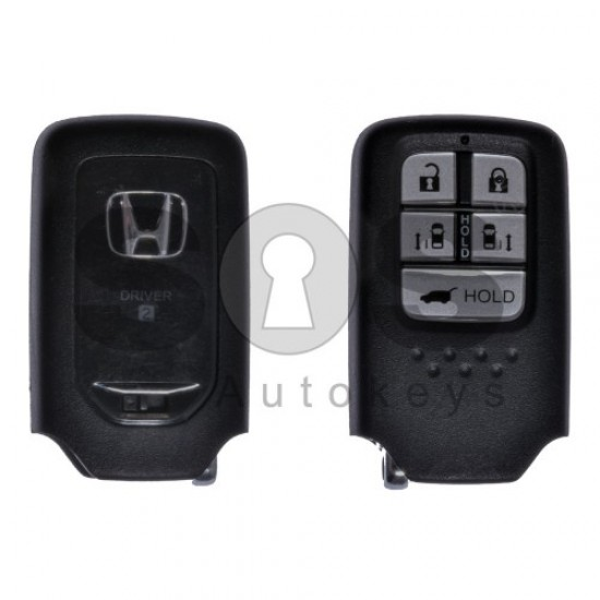 Смарт ключ за коли Honda с 5 бутона 434 MHz