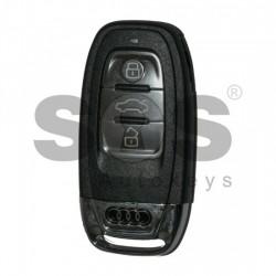 Смарт ключ за коли Audi A4L/Q5 BCM 2 с 3 бутона - 315 MHz