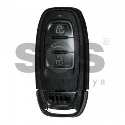Смарт ключ за коли Audi A4L/Q5 BCM2 с 3 бутона - 434 MHz