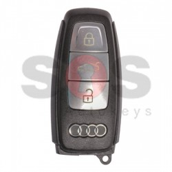 Смарт ключ за коли Audi A8 с 3 бутона 433 MHz Keyless Go