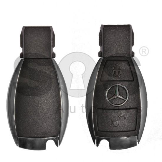 Смарт ключ за коли Mercedes W204 C-Class с 2 бутона 434 MHz Keyless Go