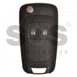 Оригинален смарт ключ за коли Buick с  2 бутона - 315 MHz Keyless Go