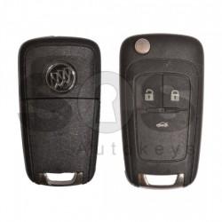 Оригинален смарт ключ за коли Buick с  3 бутона - 315 MHz Keyless Go