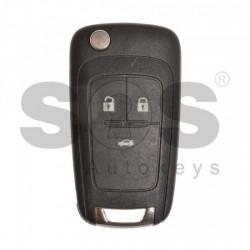 Смарт ключ за коли Buick с  3 бутона - 315 MHz Keyless Go