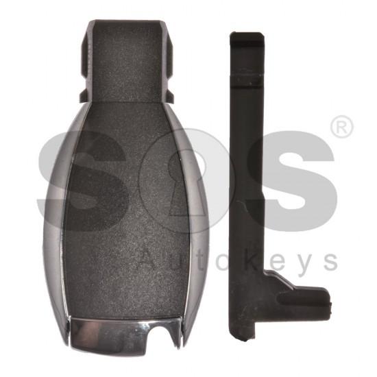 Смарт ключ за коли Mercedes Benz с 3 бутона 433 MHz