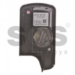 Оригинален смарт ключ за коли Honda CR-V с 3 бутона - 433 MHz