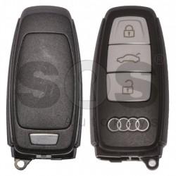 Смарт ключ за коли Audi 433MHz с 3 бутона HU162T Keyless Go