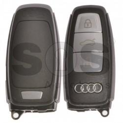 Оригинален смарт ключ за коли Audi с 3 бутона 433MHz HU162T Keyless Go