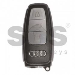 Смарт ключ за коли Audi с 3 бутона 433MHz HU162T Keyless Go