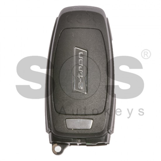 Смарт ключ за коли Audi E-Tron с 3 бутона HU162T Keyless GO