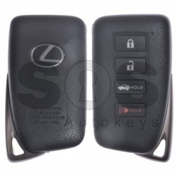 Смарт ключ за Lexus с 4 бутона 315MHz Keyless Go