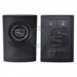 Смарт ключ за коли Cadillac с 5 бутона 434MHz PCF 7952 Keyless Go