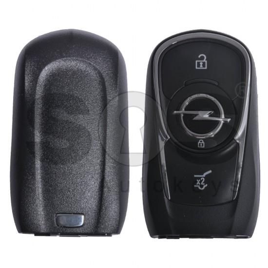 Оригинален смарт ключ за Opel Astra K/Insignia с 3 бутона 434MHz