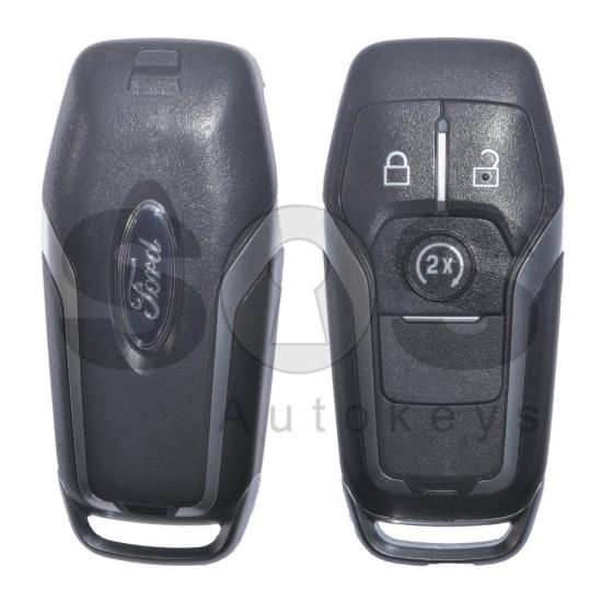 Смарт ключ за коли Ford с 3 бутона 434 MHz HITAG Pro HU101 Keyless Go