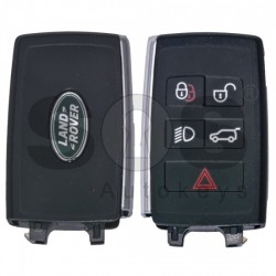 Оригинален смарт ключ за коли Land Rover Range Rover 2018 с 5 бутона 315MHz HITAG Pro