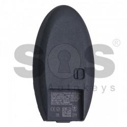 Оригинален смарт ключ за коли Nissan Altima с 3+1 бутона 434MHz