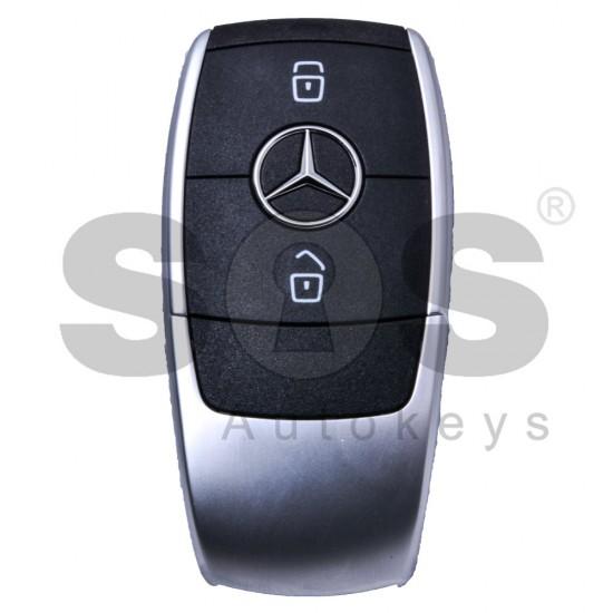 Комплект ключове за Mercedes-Benz W205 C-Class Keyless Go