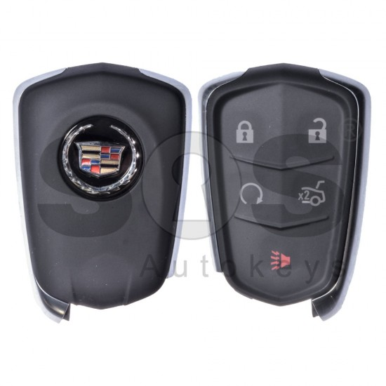 Ключ за кола Cadillac ATS 2015 4+1 бутона 433 MHz Keyless Go