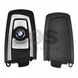 Кутийка за ключ (смарт) за BMW F-серия с 3 бутона - HU100R