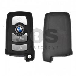 Кутийка за ключ (смарт) за BMW E65 с 4 бутона - HU92