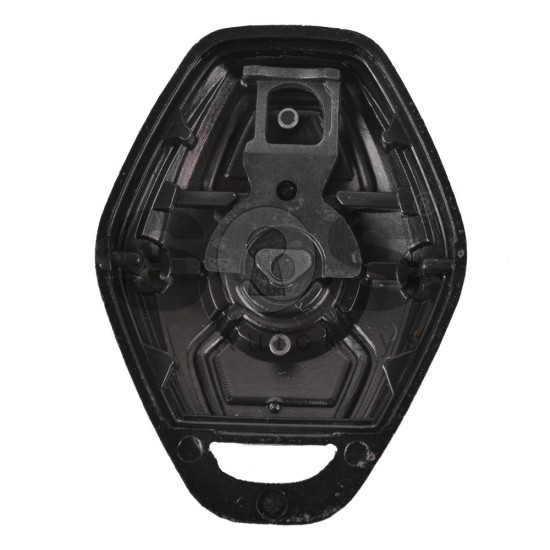 Кутийка за ключ (стандартен) за BMW Е-серия с 3 бутона - HU58 - EWS System