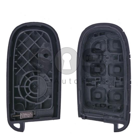 Кутийка за ключ (смарт) за Chrysler с 4+1 бутона - SIP22 / CY24