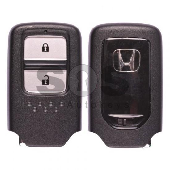 Кутийка за ключ (смарт) за Honda Accord CR-V с 2 бутона - HON66