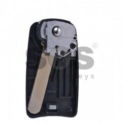 Кутийка за ключ (сгъваем) за Honda с 2 бутона - HON66 - Стар дизайн
