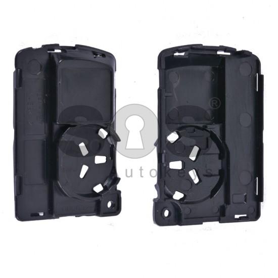 Кутийка за ключ (смарт) за Honda Civic / Accord / CR-V с 2 бутона - HON66 -  Стар дизайн