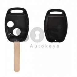 Кутийка за ключ (стандартен) за Honda с 2 бутона - HON66