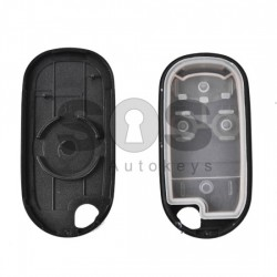 Кутийка за ключ (дистанционно) за Honda Jazz / Civic с 3 бутона