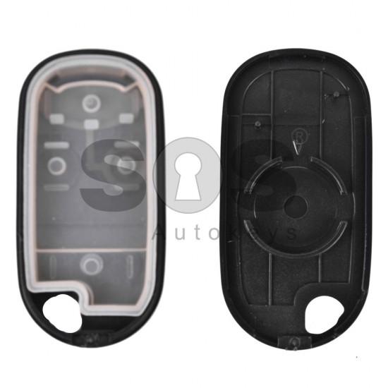 Кутийка за ключ (дистанционно) за Honda Jazz / Civic с 2 бутона