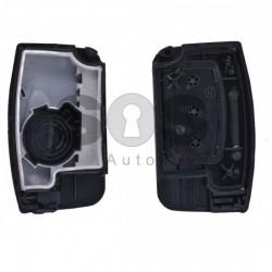 Кутийка за ключ (смарт) за Ford с 3 бутона - HU101
