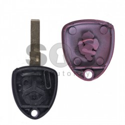 Кутийка за ключ (стандартен) за Ferrari с 3 бутона - SIP22