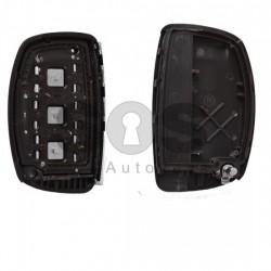 Кутийка за ключ (смарт) за Hyundai Ix35 с 3 бутона - HY22
