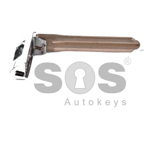 Кутийка за ключ (смарт) за KIA с 3 бутона - HY22