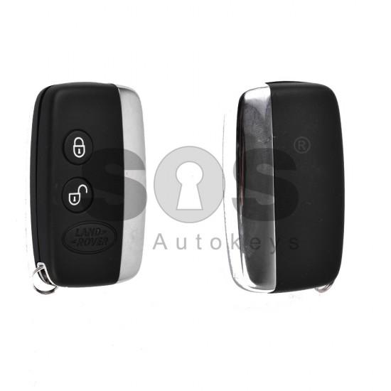 Кутийка за ключ (смарт) за Land Rover с 2 бутона - HU101