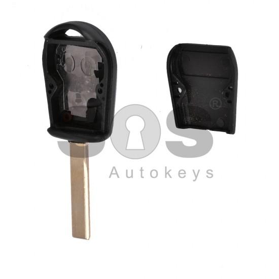 Кутийка за ключ (стандартен) за Land Rover с 3 бутона - HU92