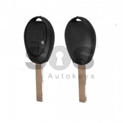 Кутийка за ключ (стандартен) за Land Rover Defender с 2 бутона - HU92