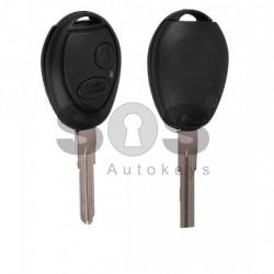 Кутийка за ключ (стандартен) за Land Rover Defender с 2 бутона - NE38D