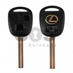 Кутийка за ключ (стандартен) за Lexus с 2 бутона - TOY40