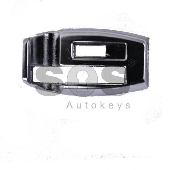 Кутийка за ключ (смарт) за Mercedes FBS3/FBS4 с 2 бутона - HU64 - Рибка