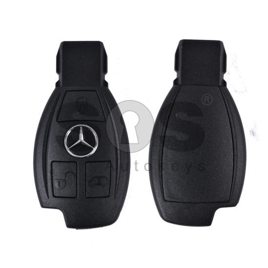 Кутийка за ключ (смарт) за Mercedes Sprinter/Vito с 3 бутона - HU64