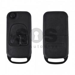 Кутийка за ключ (сгъваем) за Mercedes ML W163 с 3 бутона - HU64