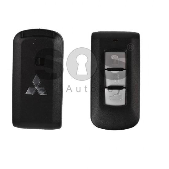 Кутийка за ключ (смарт) за Mitsubishi с 3 бутона - MIT11