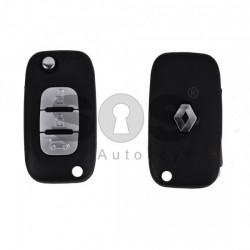 Празна кутийка за ключ за Renault с 3 бутона - VA 2
