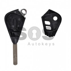 Кутийка за ключ (стандартен) за Subaru Tribecca с 2 бутона - DAT17