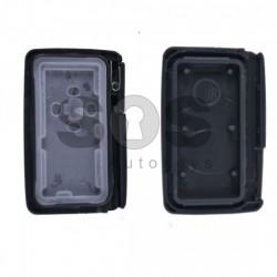 Празна смарт кутийка за ключ за Toyota RAV4 с 2 бутона